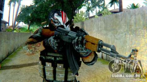 Army Of Two - Devils Cartel para GTA San Andreas terceira tela