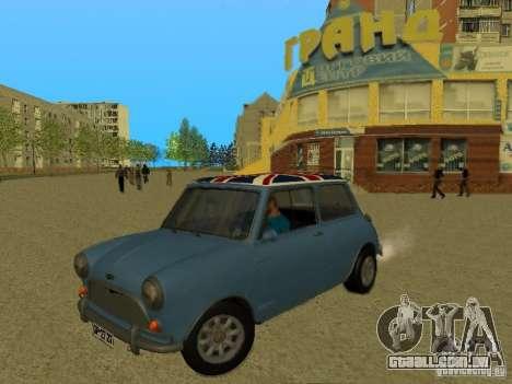 Mini Cooper 1965 para GTA San Andreas