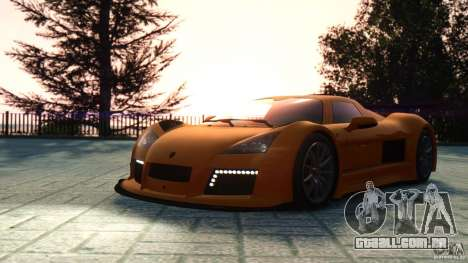 Gumpert Apollo Sport 2011 v2.0 para GTA 4