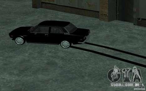 Datsun 510 para GTA San Andreas vista direita