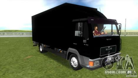 MAN L2000 v0.9 para GTA Vice City