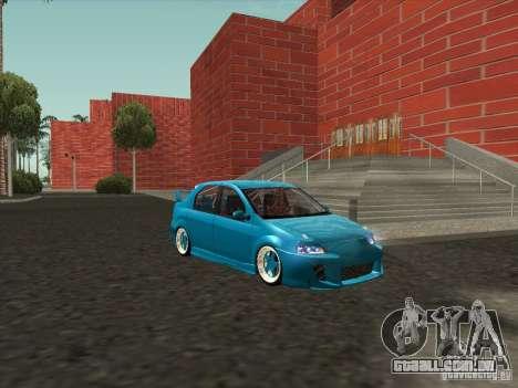 Renault Logan para GTA San Andreas