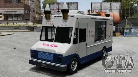 Nova van moroženŝika para GTA 4