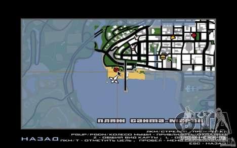 Estacionamento (pago) para GTA San Andreas sétima tela