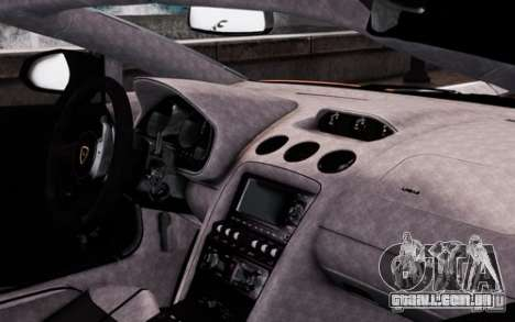 Lamborghini Gallardo LP570-4 Spyder para GTA 4 esquerda vista