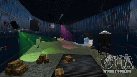 Um novo esconderijo para GTA 4 por diante tela