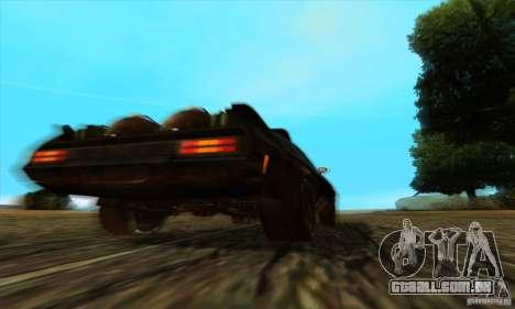 Ford Falcon 351 GT (XB) para GTA San Andreas vista direita