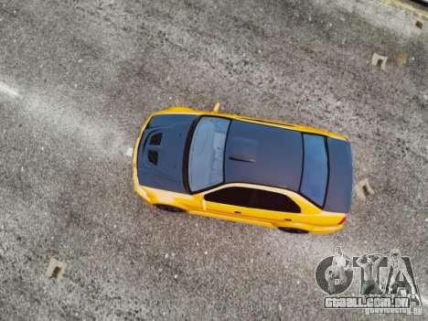 Mitsubishi Lancer Evo VI GSR para GTA 4 vista direita
