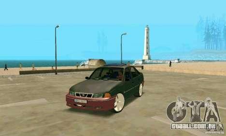 Daewoo Nexia Tuning para GTA San Andreas