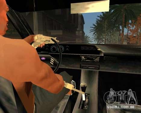Khord ThunderWing para GTA San Andreas vista direita