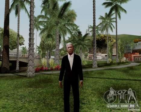 Morgan Freeman para GTA San Andreas terceira tela