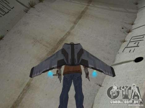 JetWings Black Ops 2 para GTA San Andreas