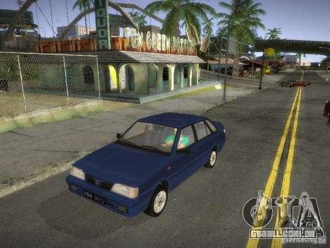 Daewoo-FSO Polonez Atu Plus 1.6 para GTA San Andreas