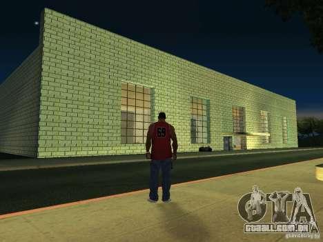 Russa casa 2 para GTA San Andreas por diante tela