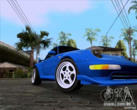 Porsche 911 GT2 RWB Dubai SIG EDTN 1995 para GTA San Andreas esquerda vista