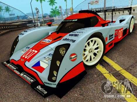 Aston Martin DBR1 Lola 007 para GTA San Andreas