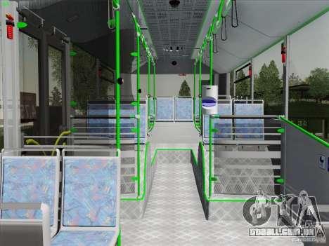 Trailer de Design X3 para GTA San Andreas vista traseira