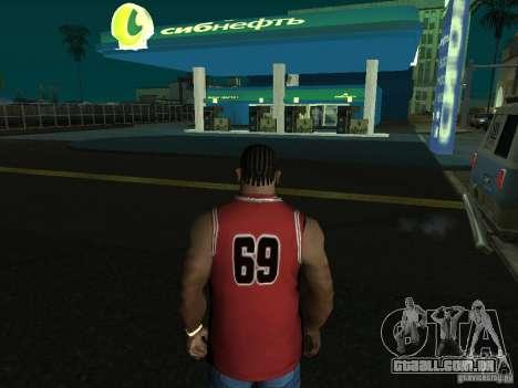 Russa casa 2 para GTA San Andreas terceira tela