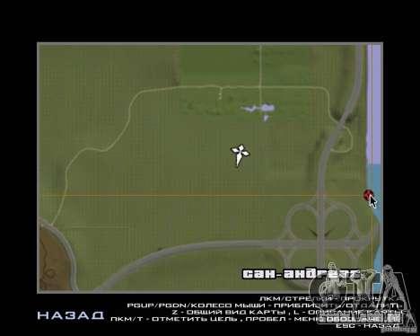 Terminou a construção da estrada para a Rússia d para GTA San Andreas sexta tela