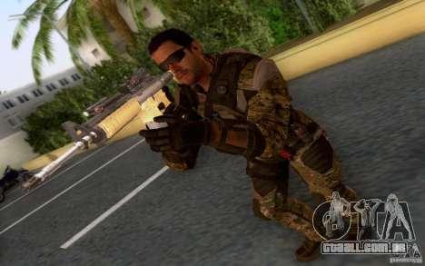 David Mason para GTA San Andreas