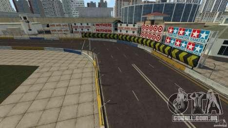 Long Beach Circuit [Beta] para GTA 4 terceira tela