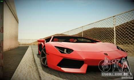 New ENB by Russkiy Sergant V1.0 para GTA San Andreas quinto tela