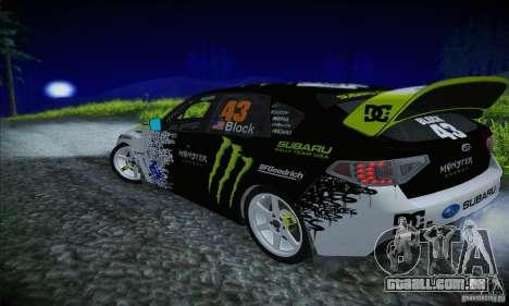 New ENB by Russkiy Sergant V1.0 para GTA San Andreas sétima tela