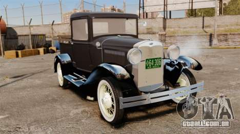 Ford Model T Truck 1927 para GTA 4