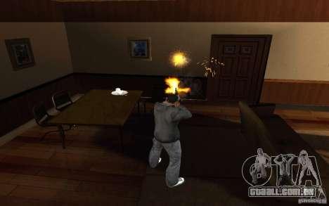 AK-47 do jogo Left 4 Dead para GTA San Andreas terceira tela