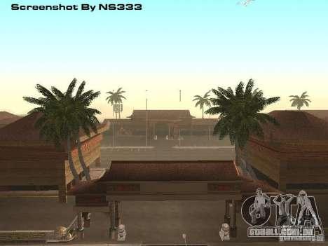New Chinatown para GTA San Andreas