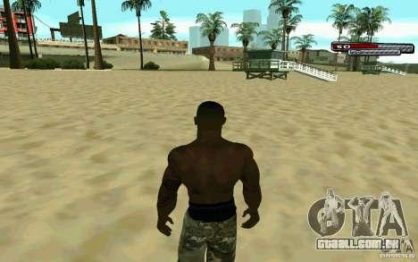 James Woods HD Skin para GTA San Andreas por diante tela