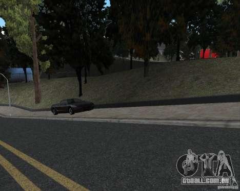 Novas texturas de estrada para GTA UNITED para GTA San Andreas segunda tela