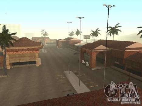 New Chinatown para GTA San Andreas décimo tela