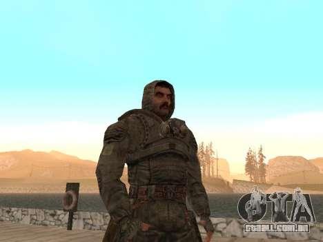 Um maço grande de stalkers grátis para GTA San Andreas terceira tela
