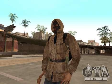 Um maço grande de stalkers grátis para GTA San Andreas décimo tela