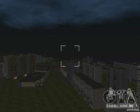 Nižegorodsk 0.5 BETA para GTA San Andreas quinto tela