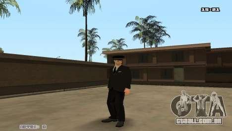 Army Skin Pack para GTA San Andreas terceira tela