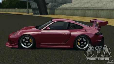 Porsche 997 GT2 Body Kit 2 para GTA 4 esquerda vista