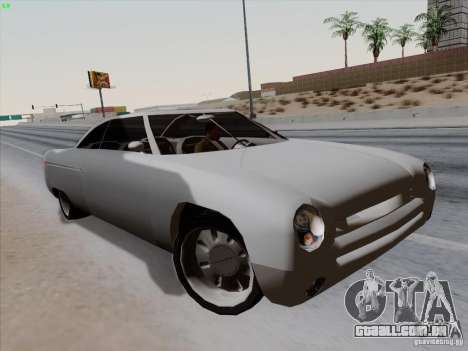 Ford Fortynine para GTA San Andreas