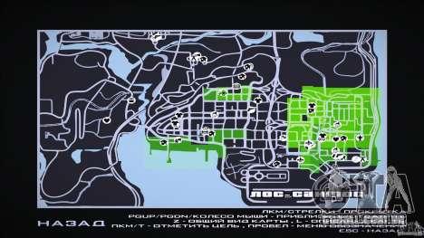 Mansory Club Transfender & PaynSpray para GTA San Andreas sexta tela