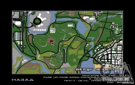 Sult Epsilon para GTA San Andreas terceira tela
