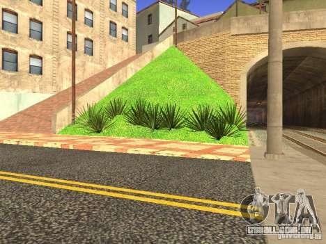 New Los Santos para GTA San Andreas sexta tela
