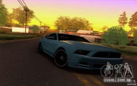 SA Illusion-S V3.0 para GTA San Andreas sexta tela