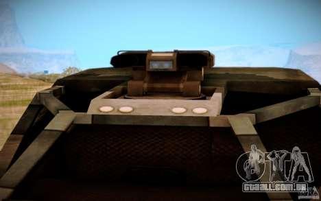 MK-15 Bandit para GTA San Andreas vista direita