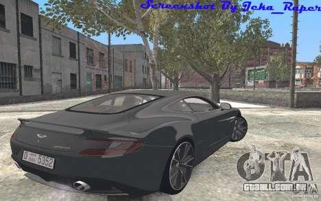 Nova reflexão sobre carro para GTA San Andreas