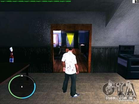 FPS De-Limiter CLEO para GTA San Andreas segunda tela