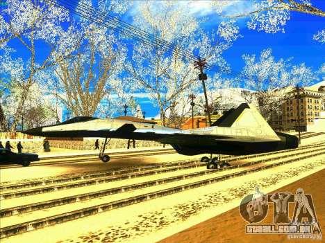 ADFX-02 Morgan para GTA San Andreas esquerda vista