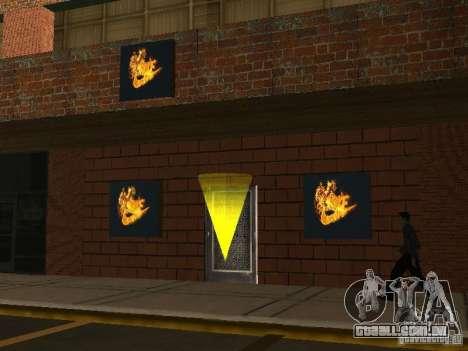 New Chinatown para GTA San Andreas sétima tela