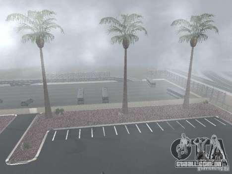 4-th ônibus v 1.0 para GTA San Andreas sexta tela