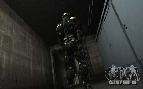 Crysis 3 The Hunter skin para GTA 4 sexto tela